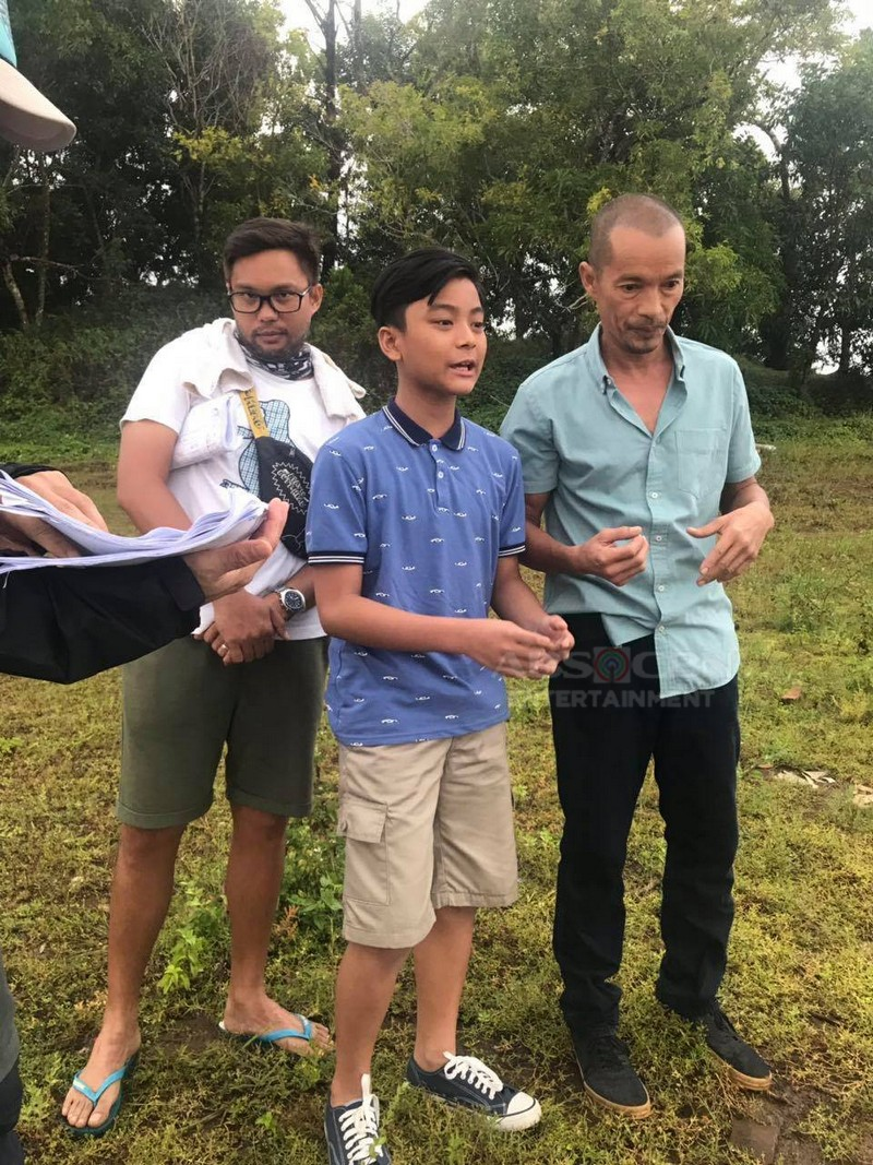Behind-The-Scenes Photos: Parasite Island - Episode 1