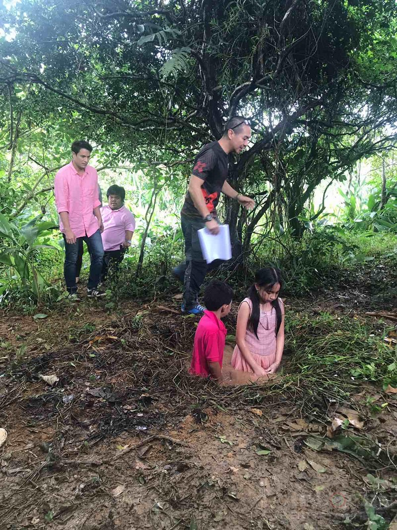 Behind-The-Scenes Photos: Parasite Island - Episode 5